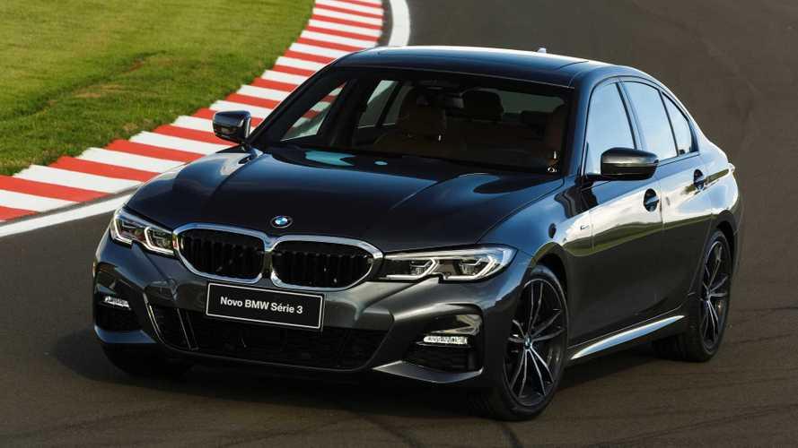 Vendas de sedãs premium em março: BMW Série 3 é vice-líder com nova geração