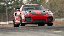 Porsche 911 GT2 RS record à Road Atlanta