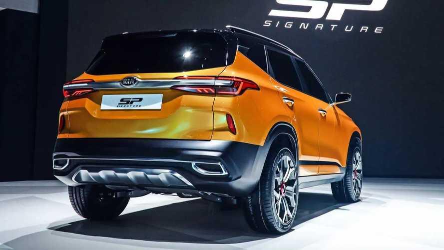 2019 Kia Signature concept