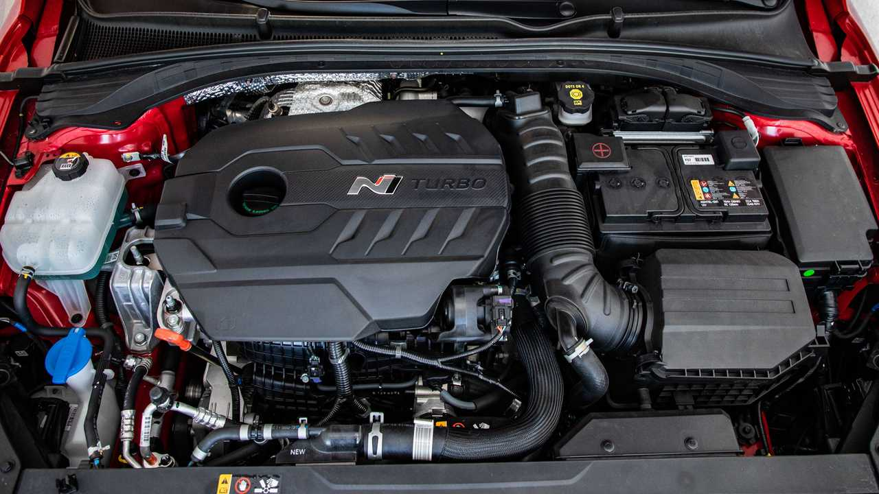 Prueba Hyundai i30 N 2019