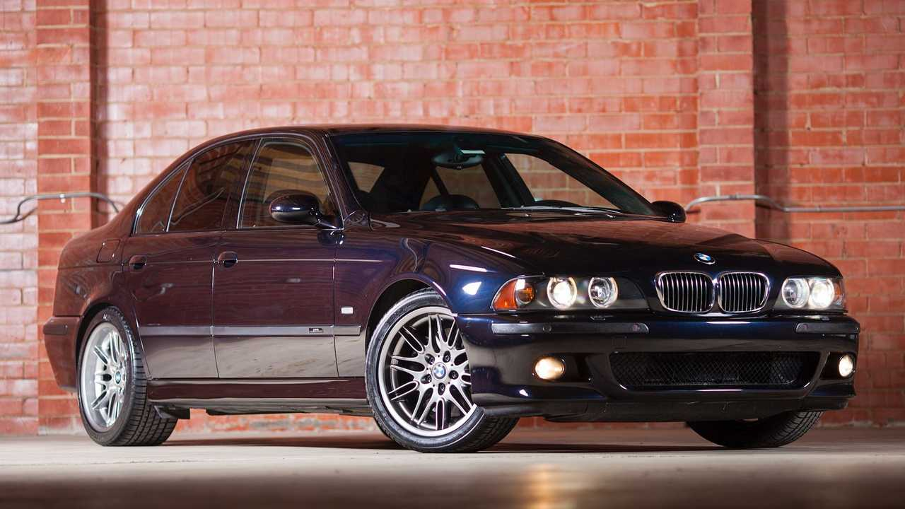 2003 BMW M5 – price on request