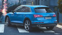 Audi Q5 55 TFSI és négy