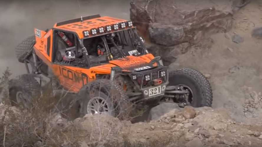 Hardcore Off-Roader Packs LS7 With 800 Horsepower
