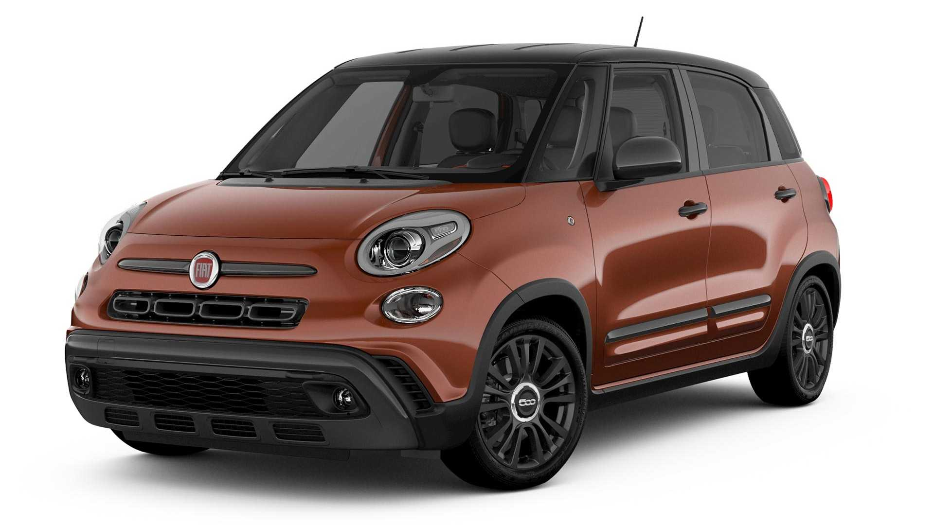 2019 Fiat 500l Urbana Edition Debuts With More Goodies
