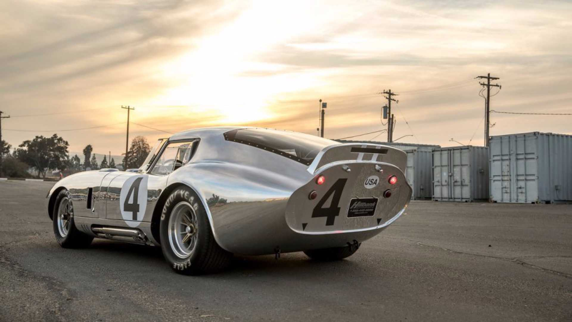 "[""Shelby Cobra Daytona Coupe Can Be Your Secret Weapon""]"
