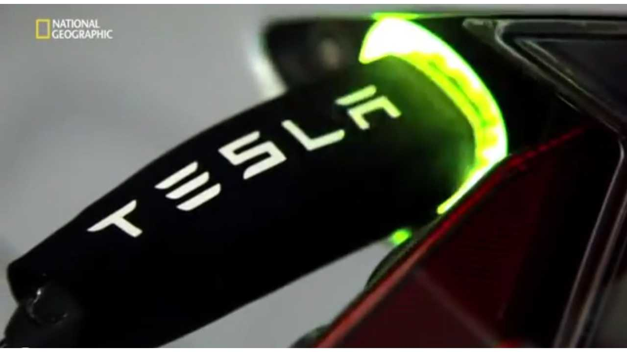Remember When Tesla News Was About Actually Making Electric Cars?