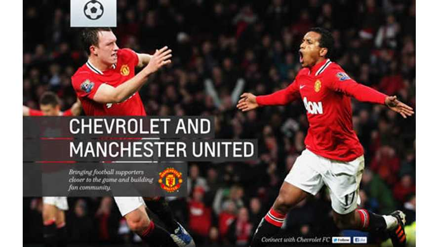 Two Manchester United Players Choose Chevy Volt Over Other Free Chevrolets