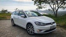VW Golf Estate 2018