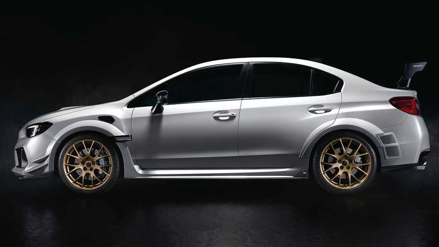 Here's How Subaru Made 341 HP From WRX STI S209's Engine