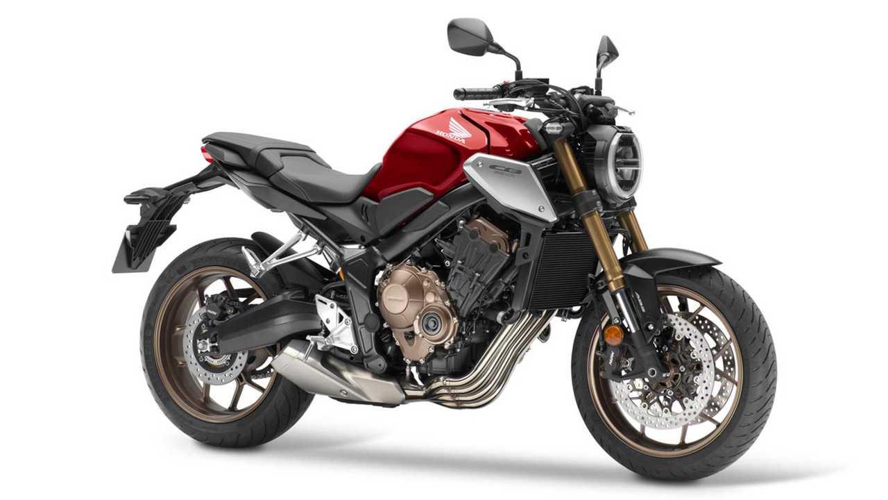 2019 Honda CB650R Gallery