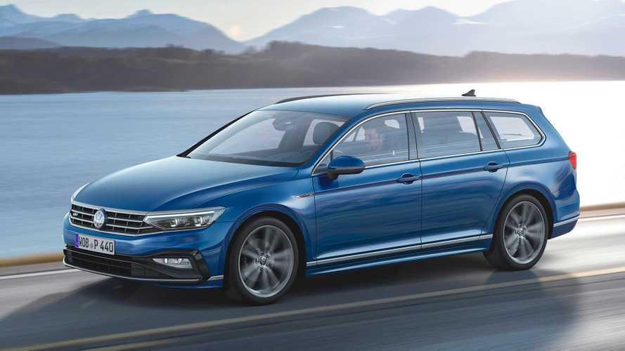 VW Passat Facelift (2019): Alles zur Technik des neuen Mittelklässlers