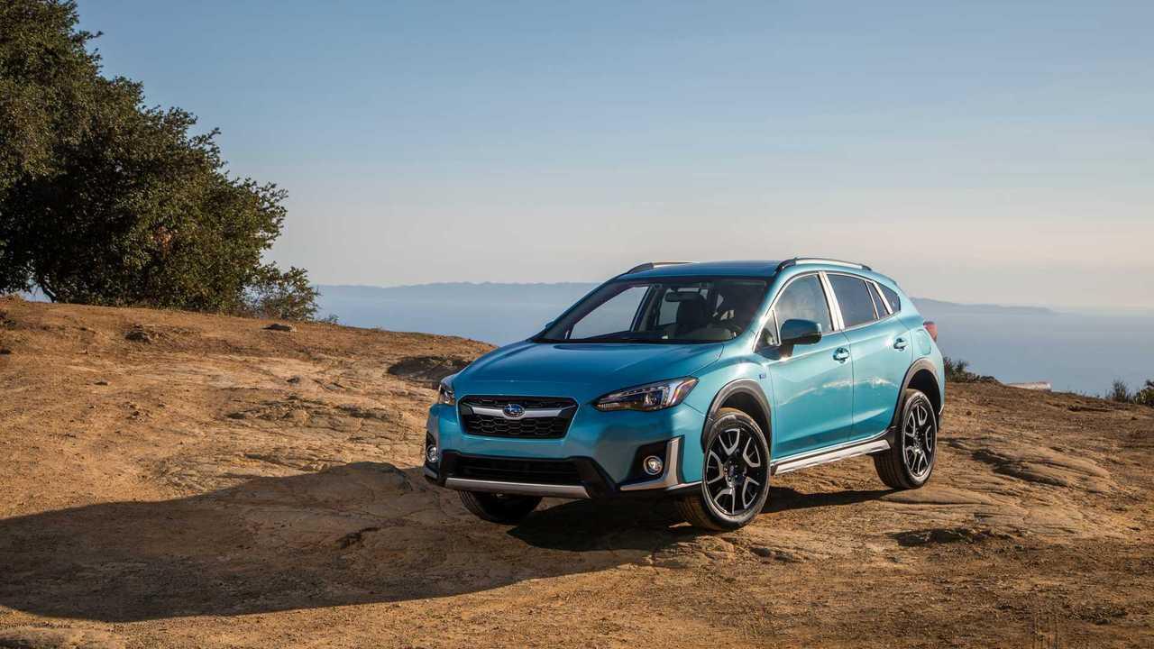 3. Subaru Crosstrek: 12.2 Percent
