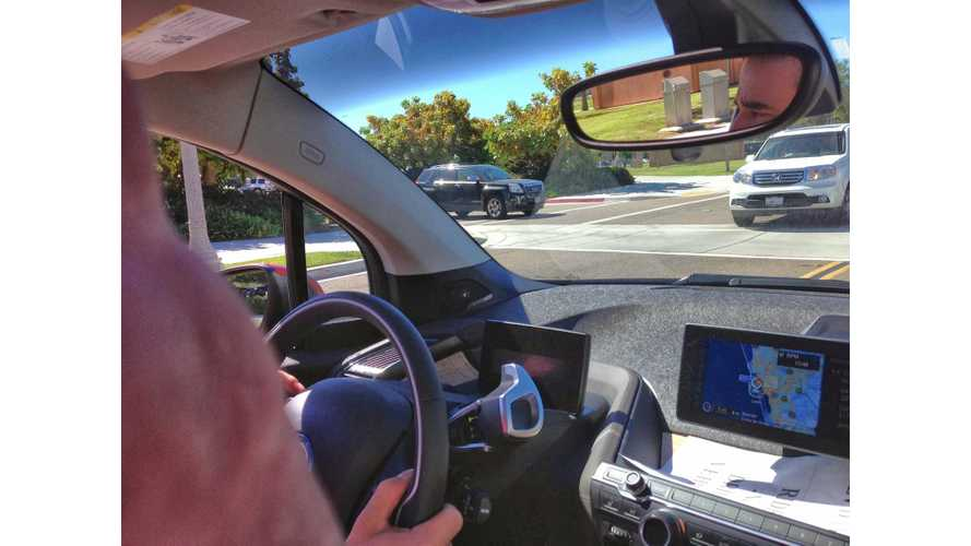 BMW i3 Test Drive Review: From a Mini E and ActiveE Driver's Perspective
