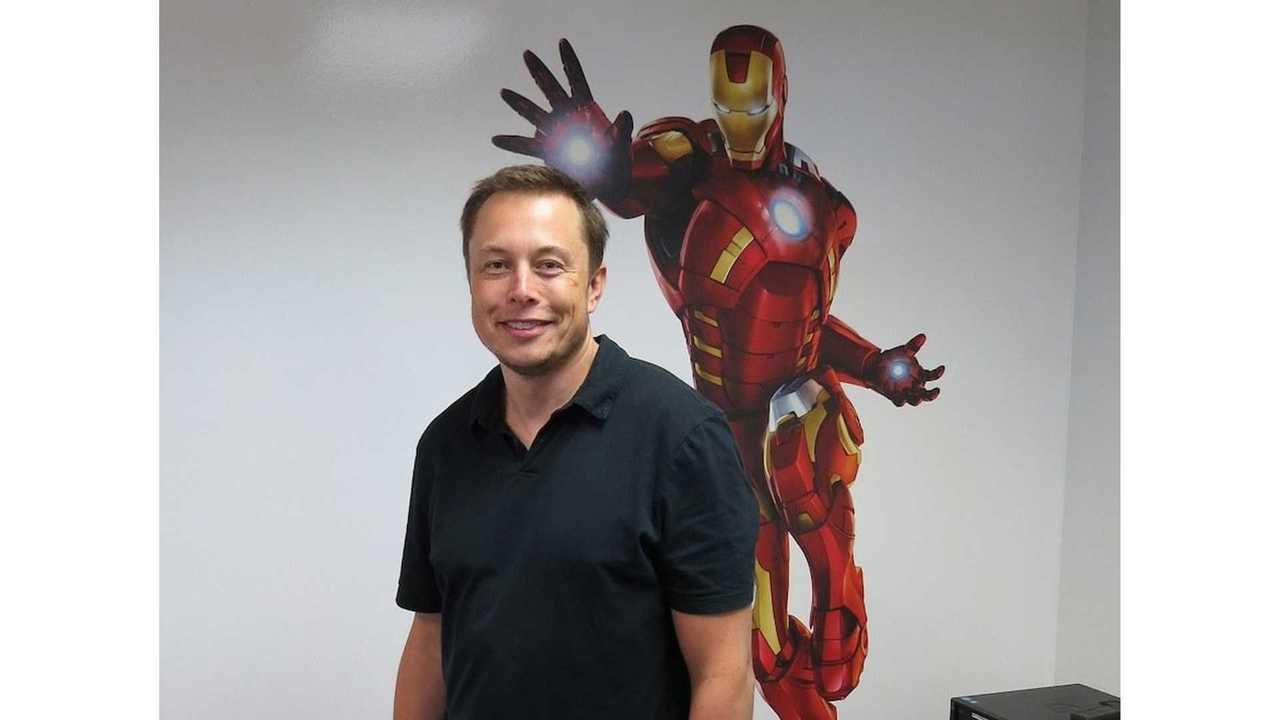Video: Believe It or Not - Tesla CEO Elon Musk is