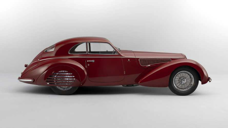 Alfa Romeo 8C 2900 B Touring Berlinetta 1939