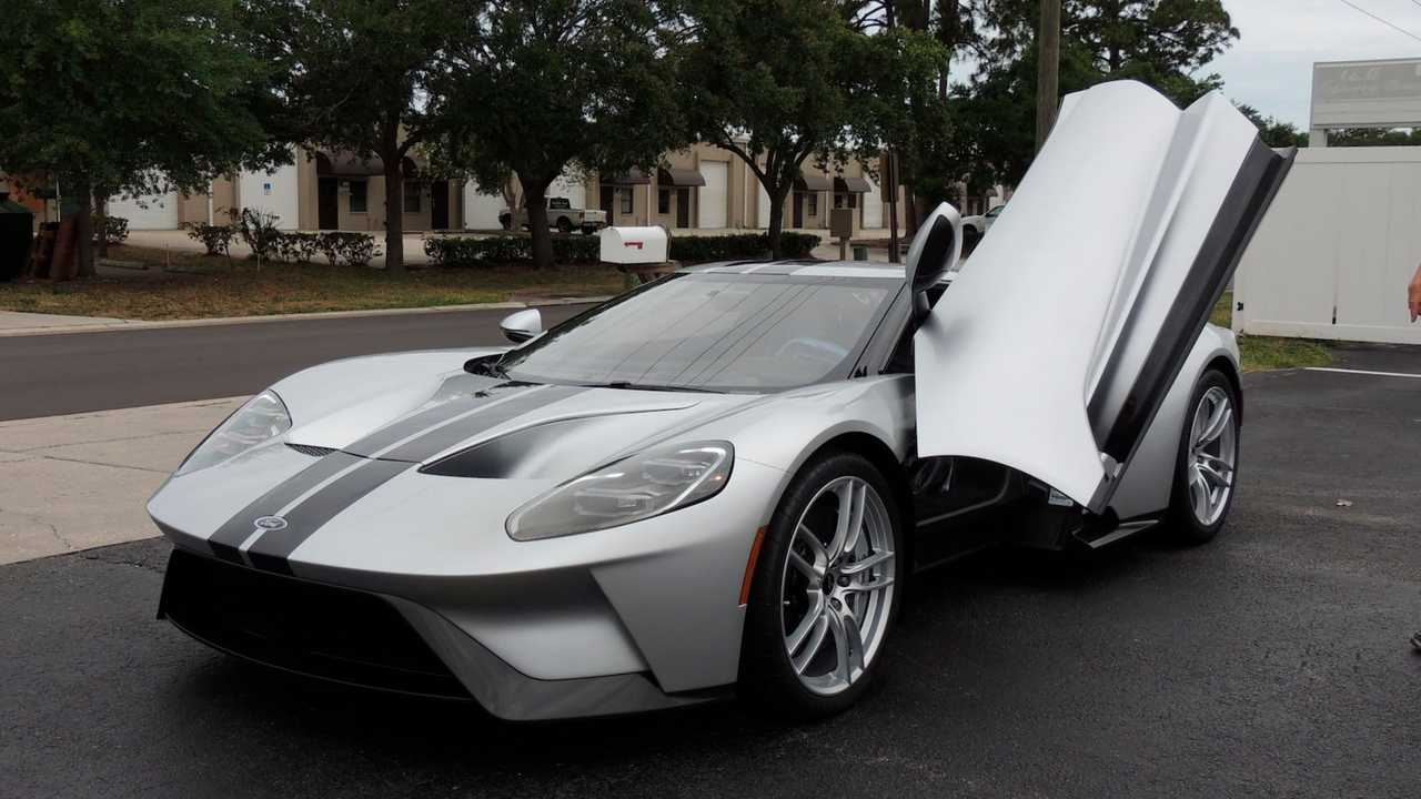 2017 Ford GT #48