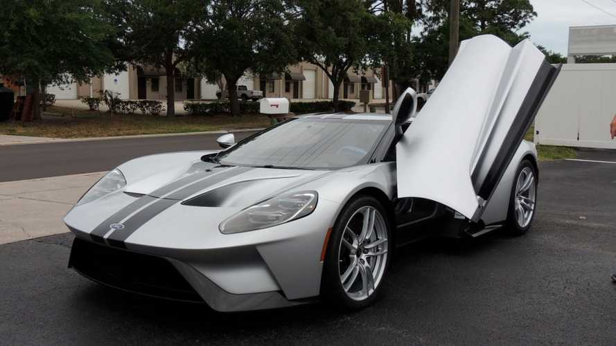 Legal Battle Over Ford GT Auction By Mecum Finally Settled