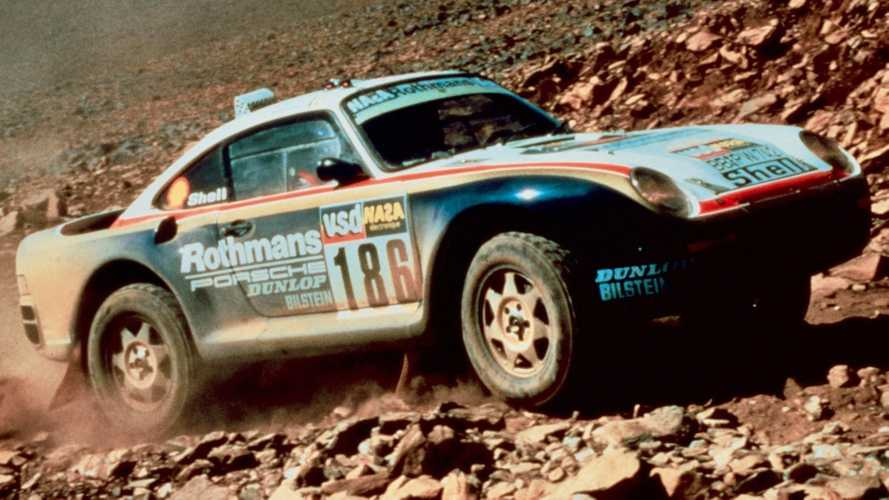 Top Five Most Iconic Paris-Dakar Rally Cars