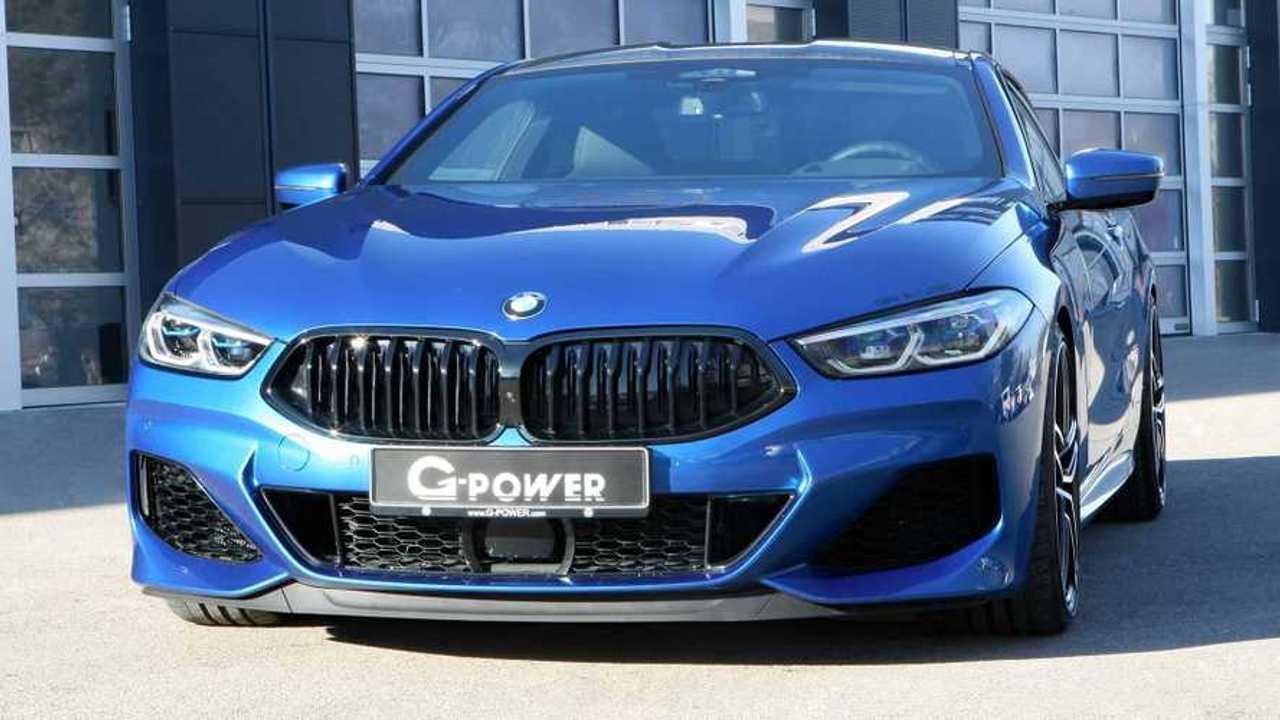 G-Power'dan BMW M850i