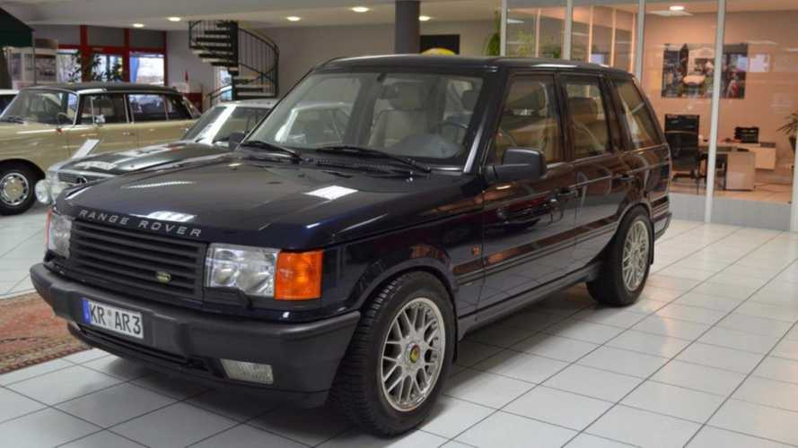 German Armoured Range Rover P38a Costs A Whopping €55K!