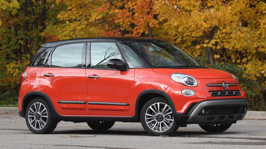 2019 Fiat 500L Trekking Review: The Great Pumpkin