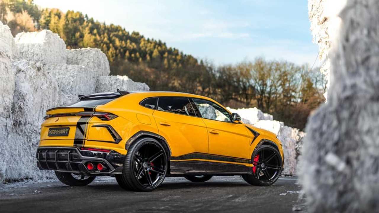 Lamborghini Urus de Manhart