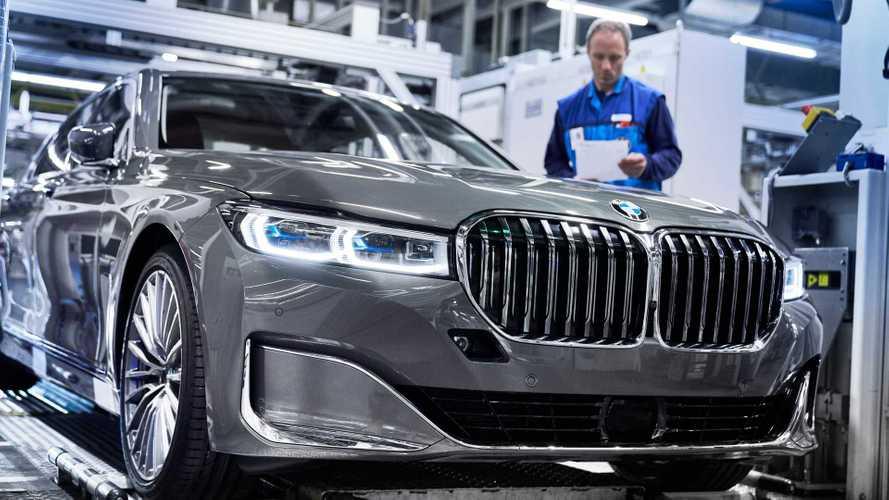 BMW не будет строить завод в России, и вот почему
