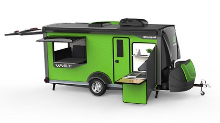 SylvanSport Vast - La remorque de camping la plus cool !