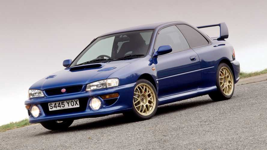Why The Subaru Impreza 22B STi Is Worth Over $100,000