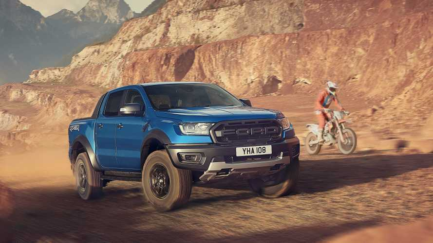 Ford Ranger Raptor arriva in Italia