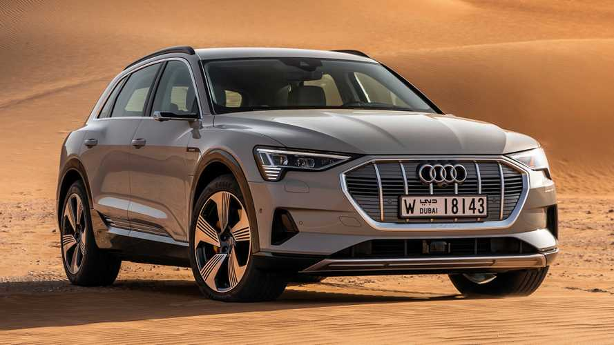 Audi E-Tron Gets Lower Than Expected 204-Mile EPA Range Rating