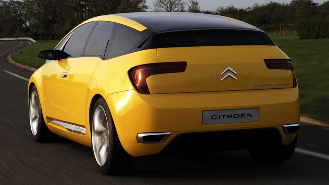 Citroën C-Sport Lounge Concept (2005)