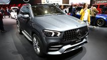 Mercedes-AMG GLE 53 at the 2019 Geneva Motor Show