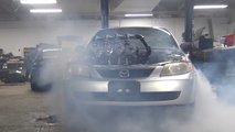 Quad Turbo Mazda Protege