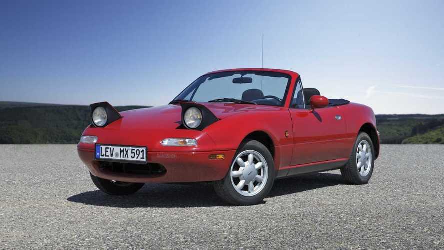 """Mazda MX-5, i """"segreti"""" del suo successo"""