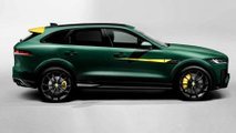 Jaguar F-Pace by Lister