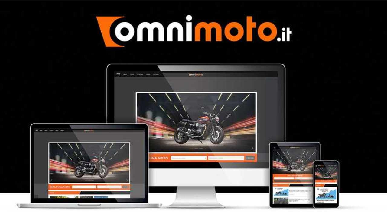 Benvenuti nel nuovo OmniMoto.it