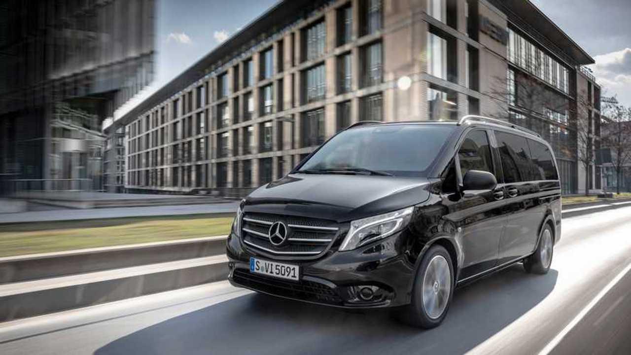 Mercedes-Benz 2019MY Vito
