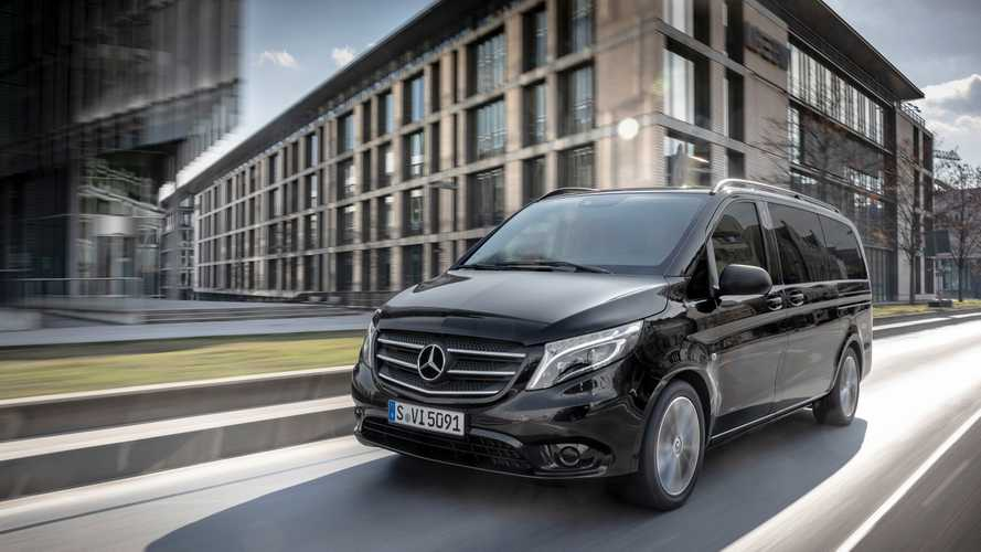 Mercedes-Benz Vito il restyling 2019