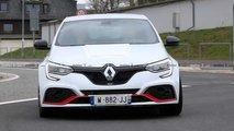 Renault Megane RS Trophy-R fotos espía