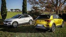Volkswagen T-Roc, lo stress test del 1.6 TDI