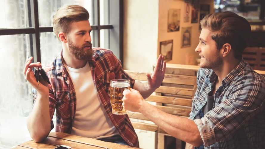 New campaign urges men to stop their mates drink-driving