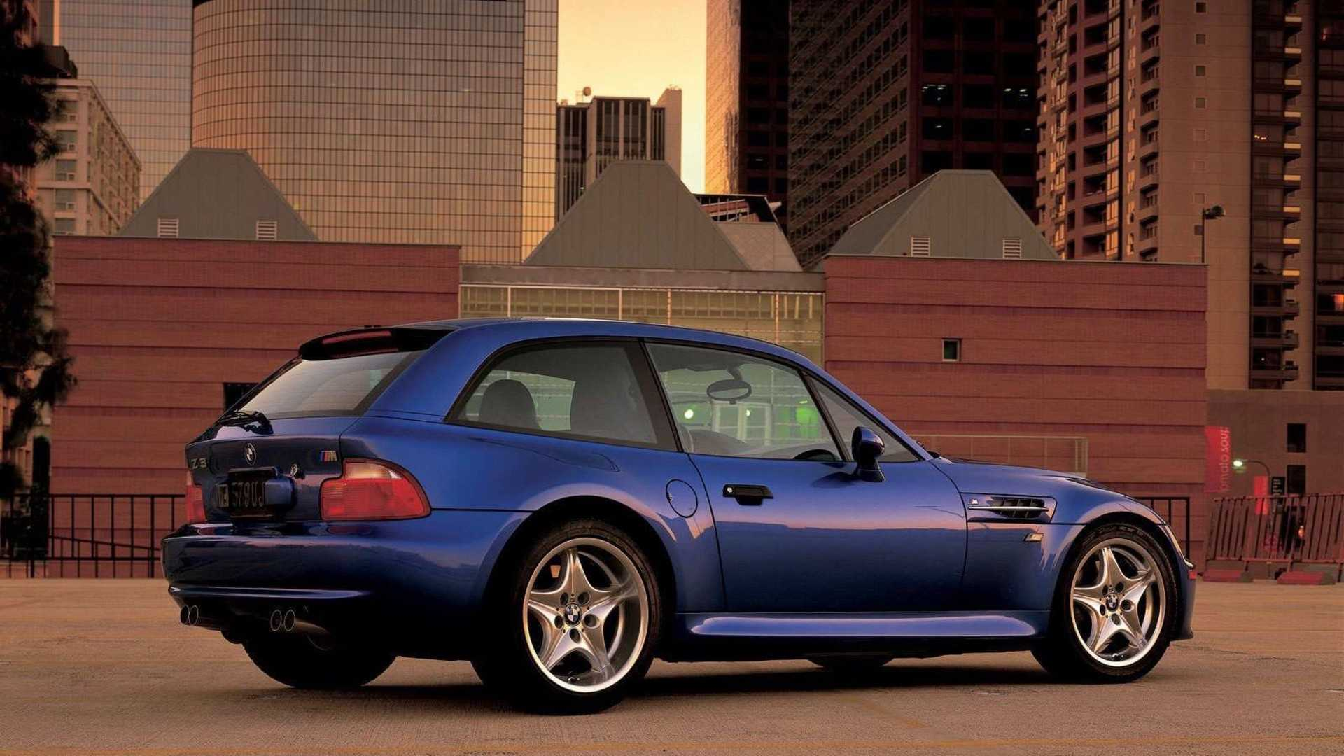 The Quirky Bmw Z3m Coupe Was Built In Secret Motorious
