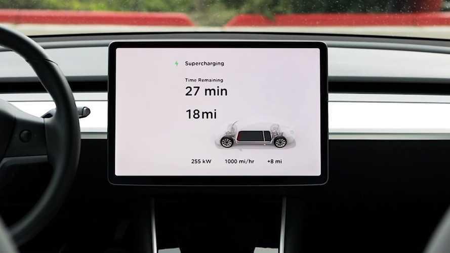 Tesla présente la troisième génération de son Superchargeur