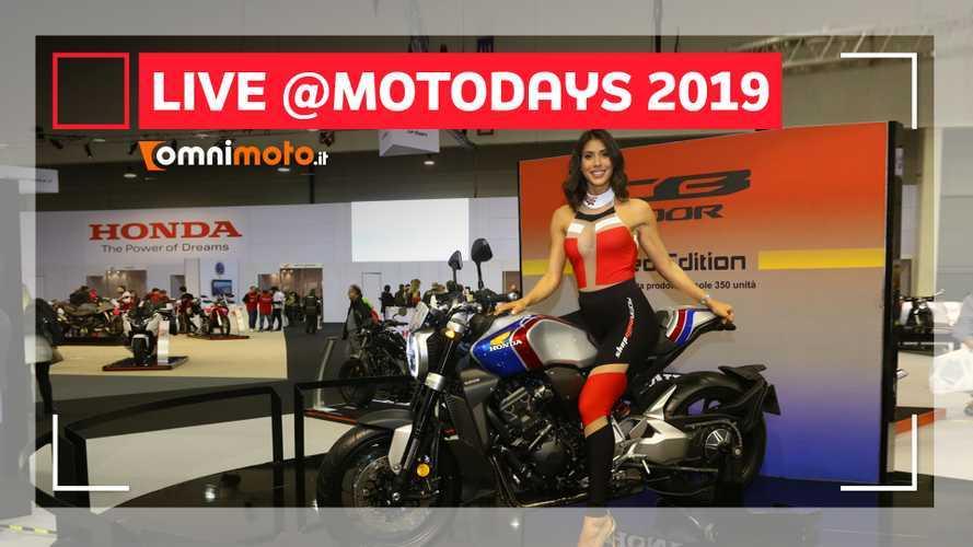 Il meglio di Motodays 2019 [VIDEO]