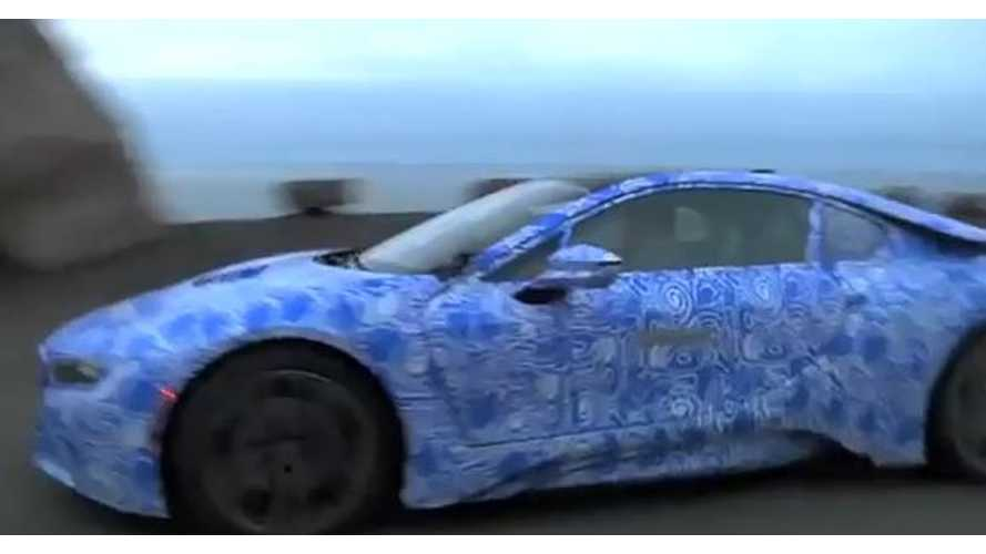 Video: The Smoking Tire Catches a BMW i8 With the Hammer Down
