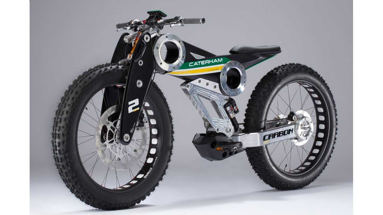 Caterham Launches Motorcycle Division With Two New Electric Bikes