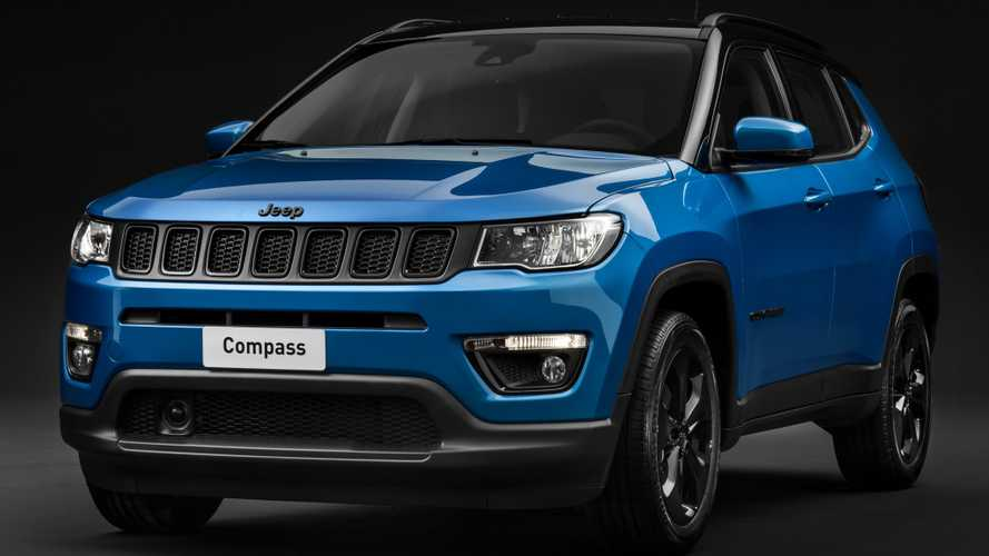 2018 Jeep Compass Night Eagle