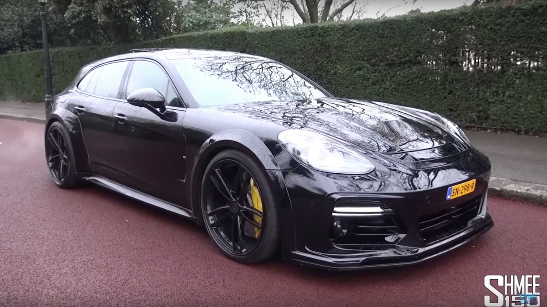 Panamera TechArt Grand GT Might Just Be The Ultimate Wagon