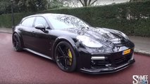 Porsche Panamera Sport Turismo TechArt Grand GT (Video Screenshots)